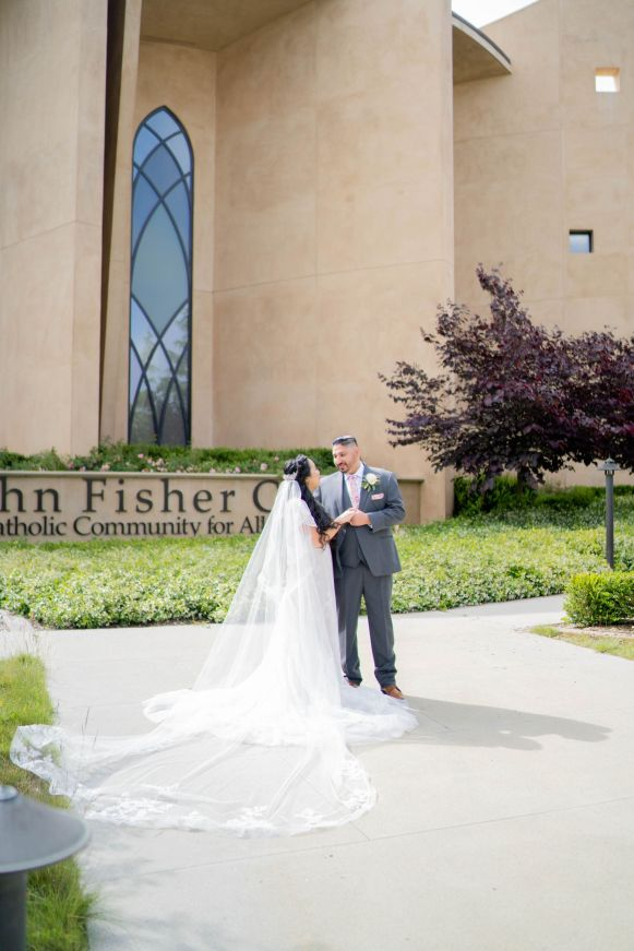 st john fisher wedding
