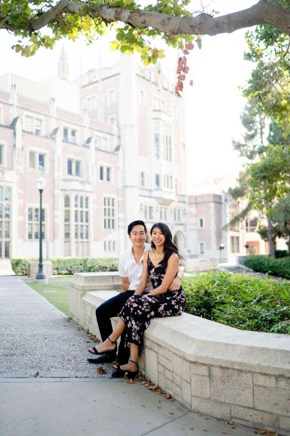 UCLA alumni photoshoot