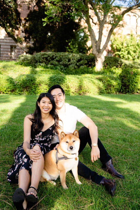 ucla bruins couple