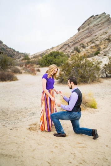 wedding proposal surprise