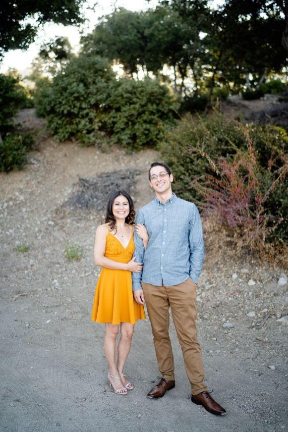 Angeles Forest Engagement