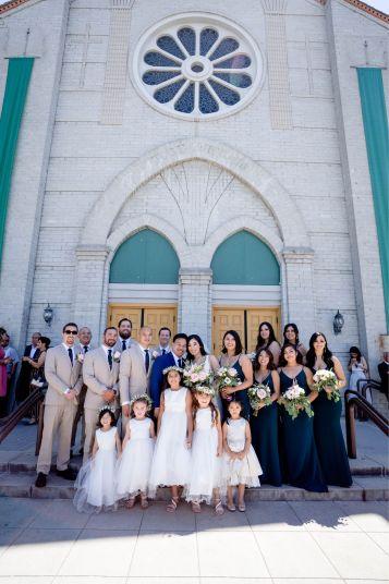 downey wedding church