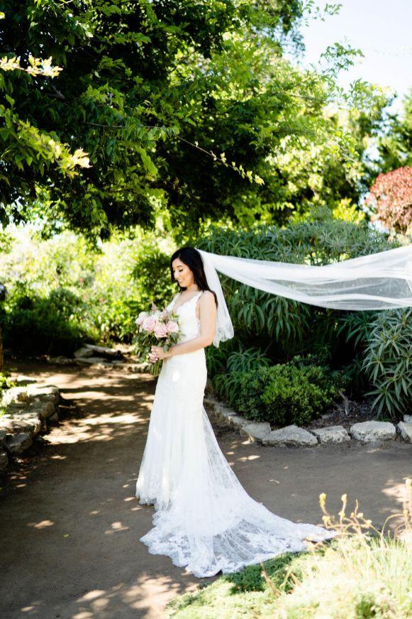 huntington beach wedding dress