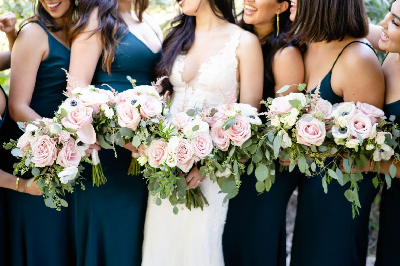 huntington beach wedding florist