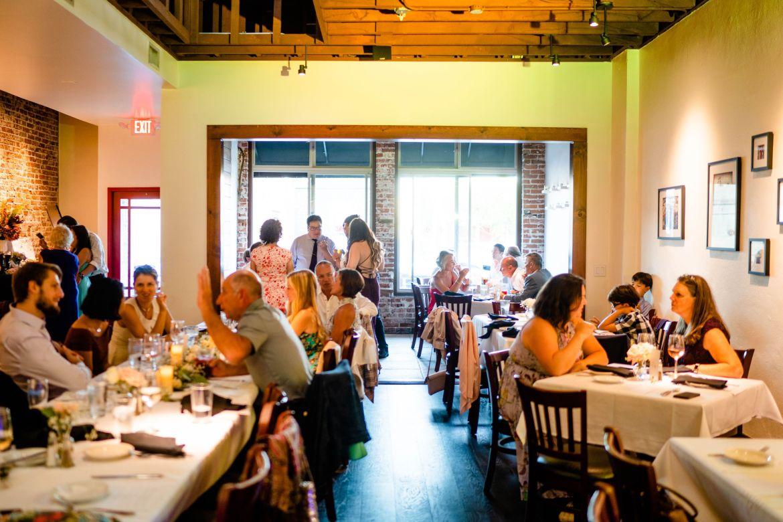 el segundo restaurant wedding deluca pasta