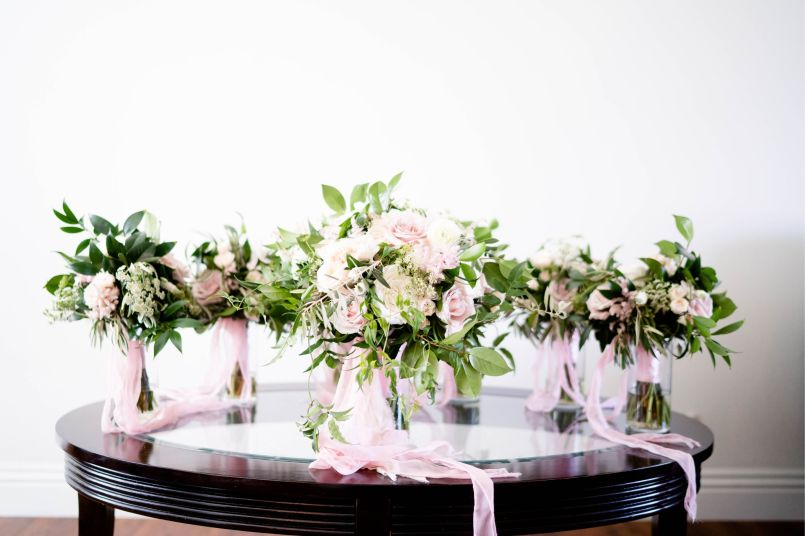 Green Leaf Designs Diamond Bar wedding