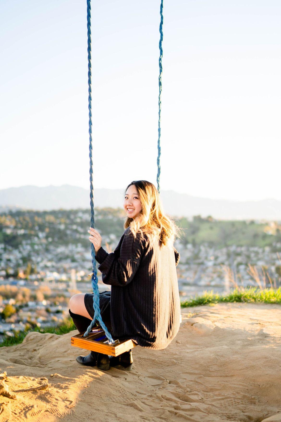 hidden swing elysian park