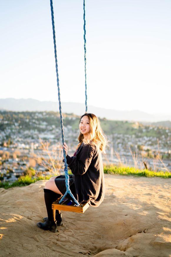 hidden swing los angeles