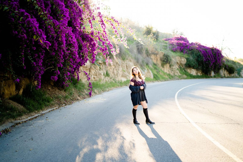 los angeles wild flowers
