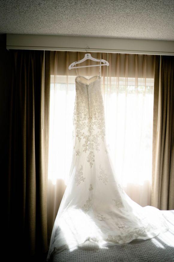 Fountain Valley Wedding Dress