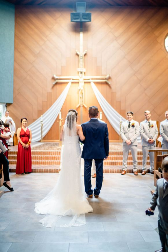 fountain valley wedding catholic church