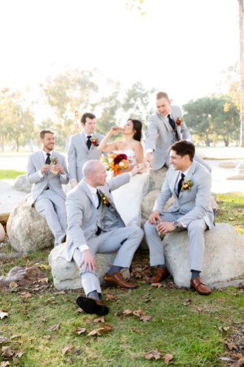 mile square park groomsmen fountain valley