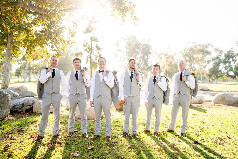 groomsmen mile square park