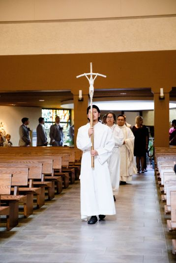 holy spirit catholic church fountain valley