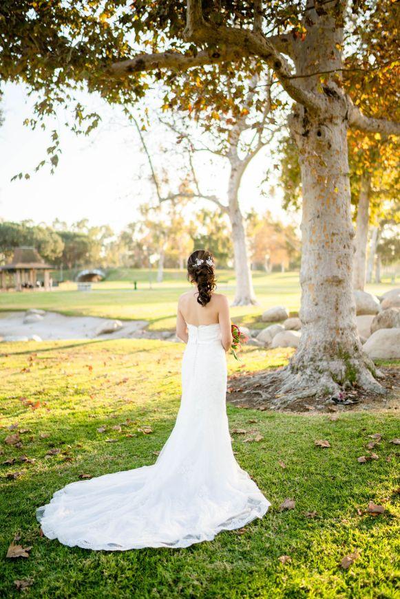 los angeles wedding dress shop mile square park