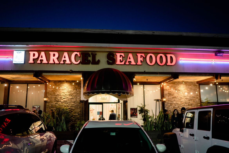 paracel restaurant wedding chinese banquet