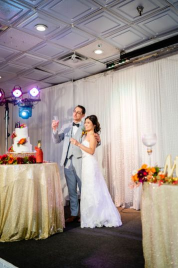 wedding venue paracel restaurant