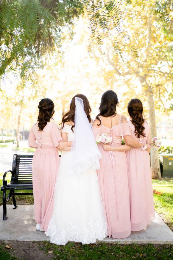 bridesmaid dress fullerton