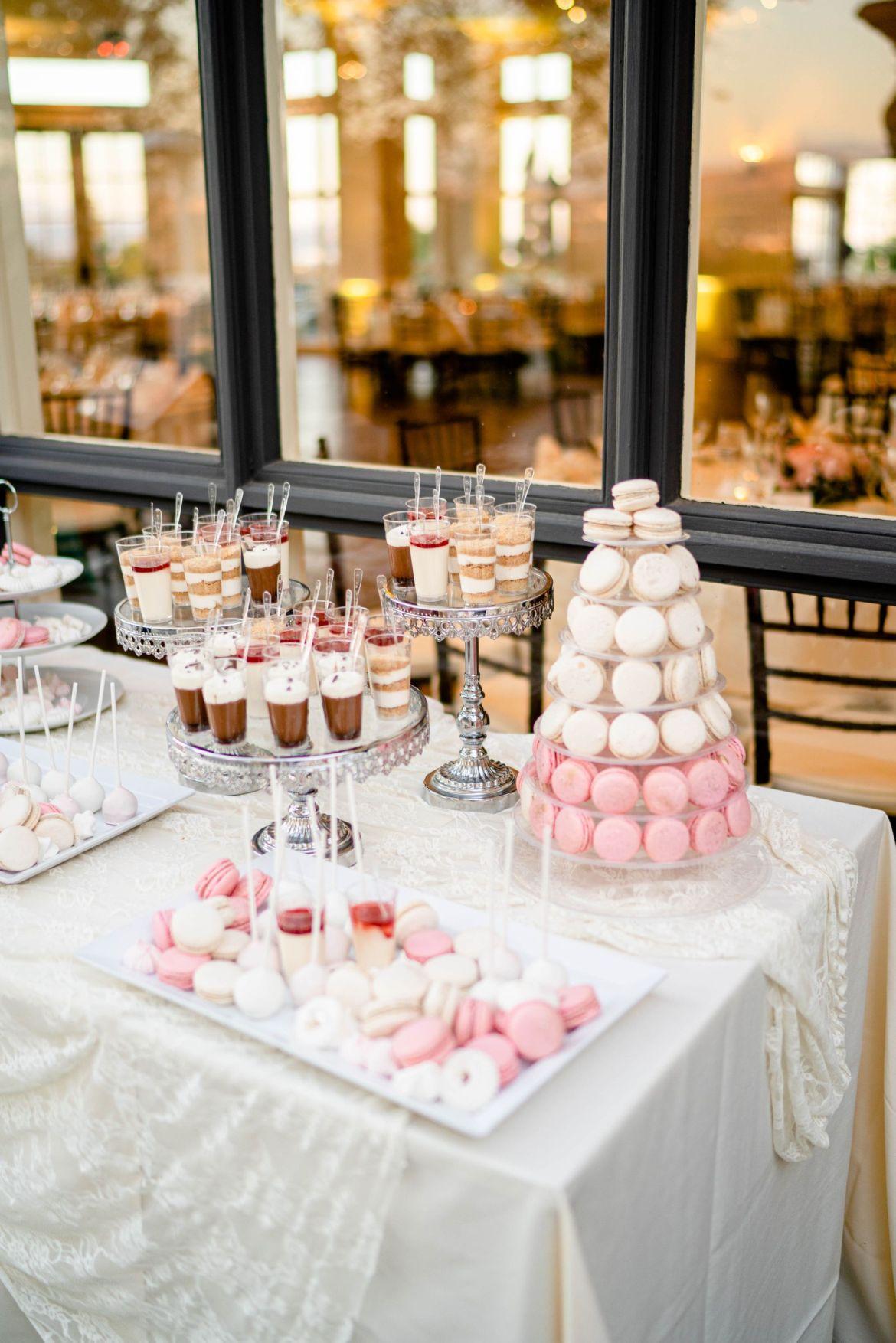 dessert table go cakes summit house wedding