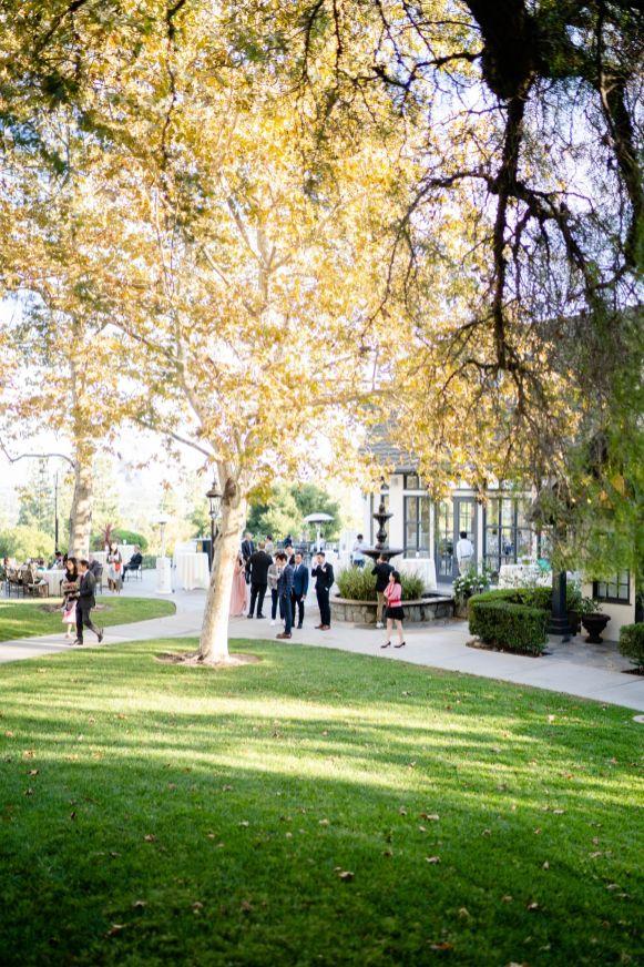 outdoor wedding venue los angeles