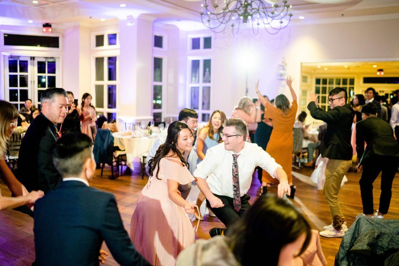 restaurant wedding venue