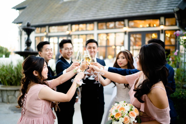 the summit house wedding photo