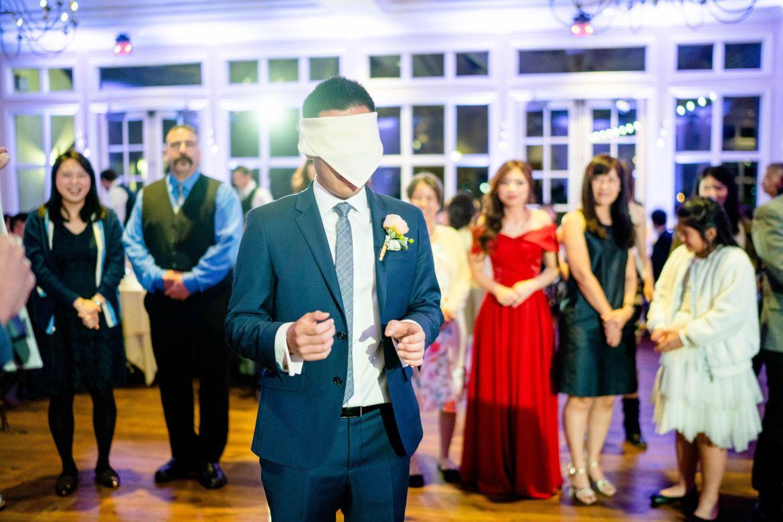 wedding groom game