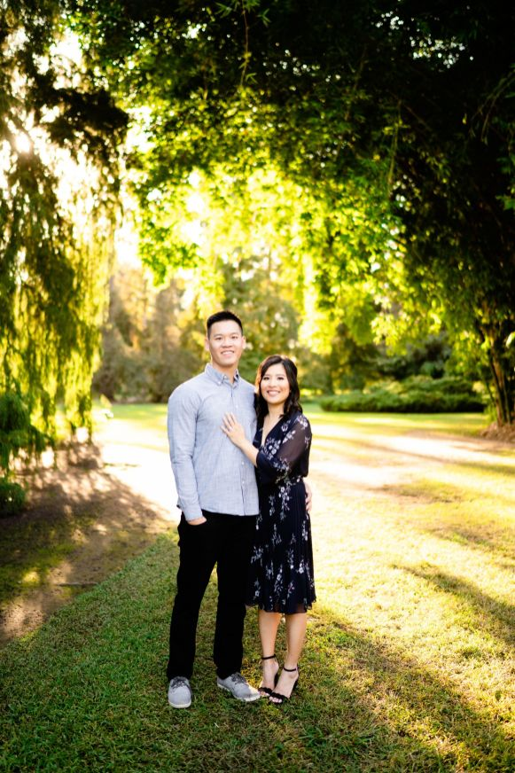 huntington garden wedding