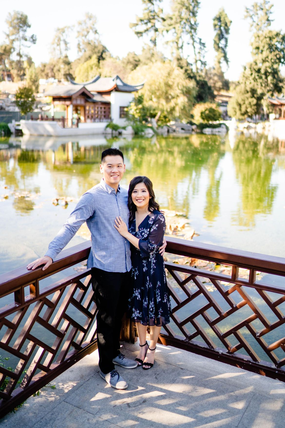 huntington library engagement