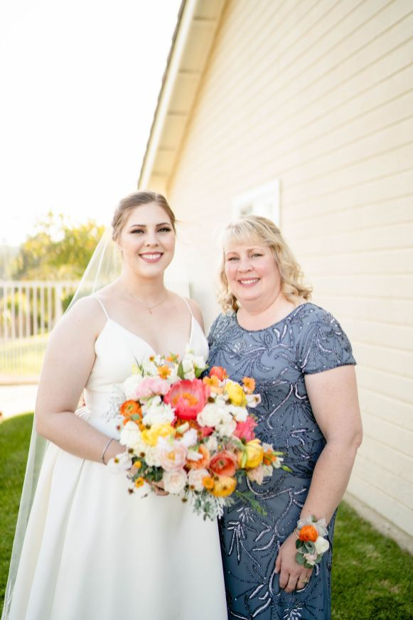 mother of bride portraits