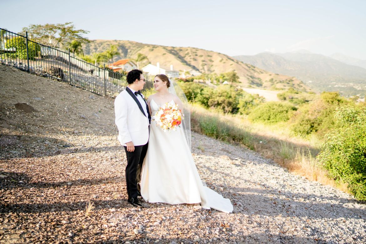 san dimas wedding photographer mountain