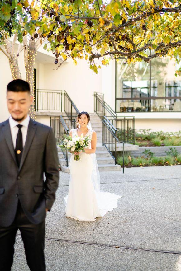 Wedgewood Wedding First Look