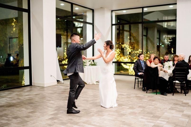 dance wedding irvine