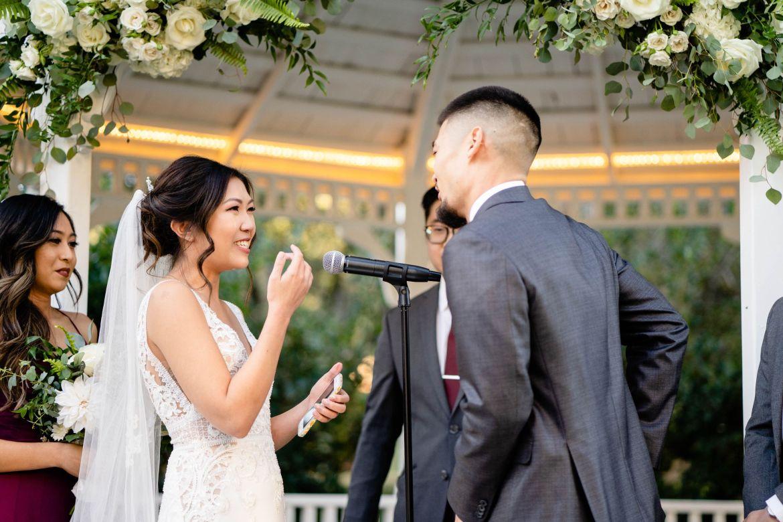 wedding speech tears