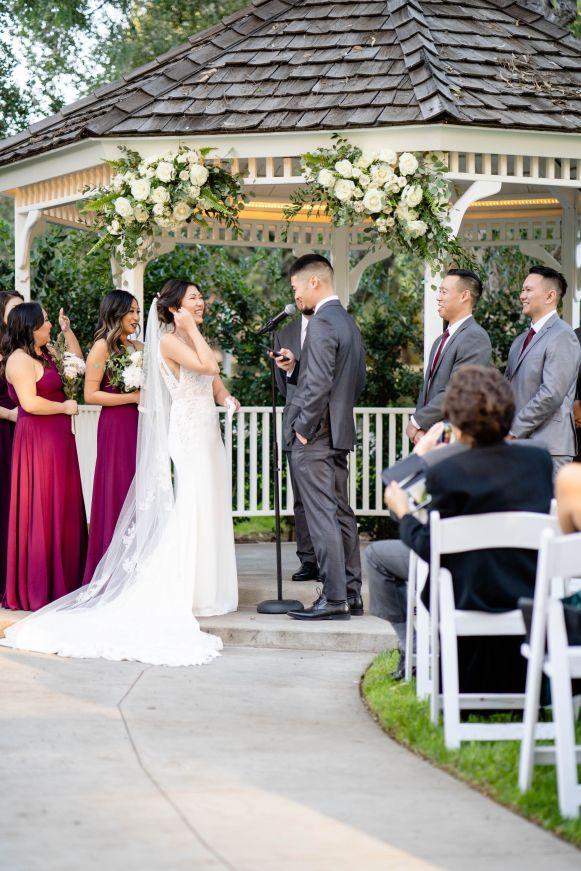 wedding vow speeches