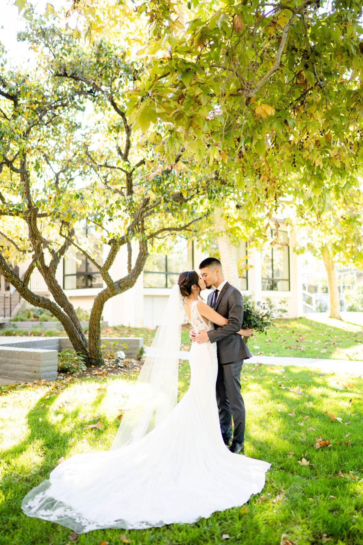 wedgewood wedding irvine university club UCI