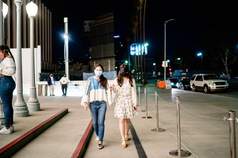 urban lights surprise proposal