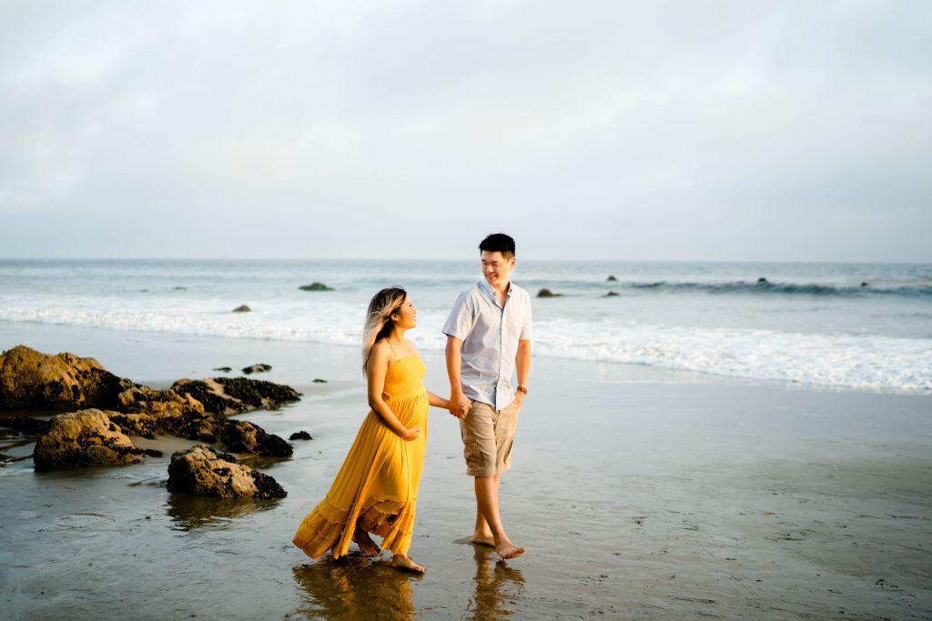 el matador beach pregnancy announcement