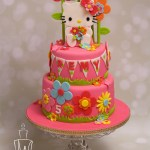 Hello kitty cake 150 dpi