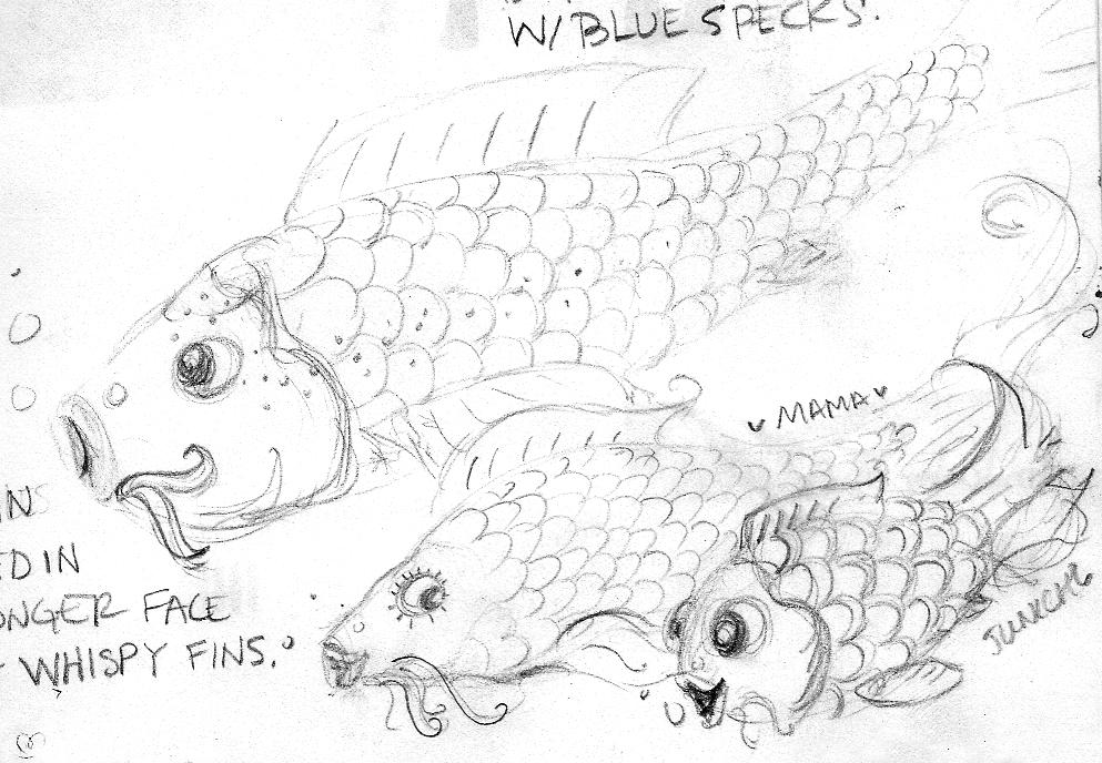 Junichi fish family