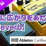 音に広がりをあたえる【Reverb】~Ableton Live講座~エフェクト編#10