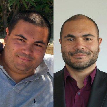 40 kg plus tard