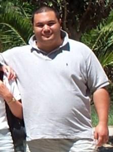 Eté 2003 - ~ 132kg