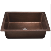 Kitchen Sink Ideas to choose from copper sink - Kitchen Sink Types - Pros and Cons (Ultimate Sink Guide)