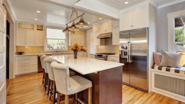 Kings Kitchen Blog header - Kitchen Remodel Olympia – A beautiful compromise between Husband & Wife