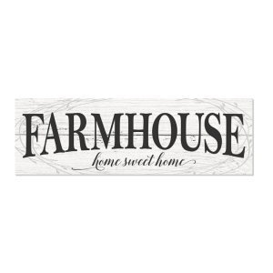 Farmhouse Kitchen Decor Farmhouse Home Sweet Home Rustic Wood Wall Sign
