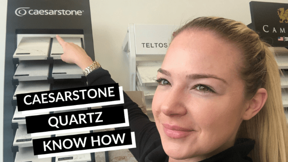 Caesarstone Quartz Countertops _ Blog Header