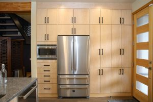 SunsetPacific4 copy scaled e1608521431198 - Modern Kitchen Cabinets Lakewood || Brooks Residence