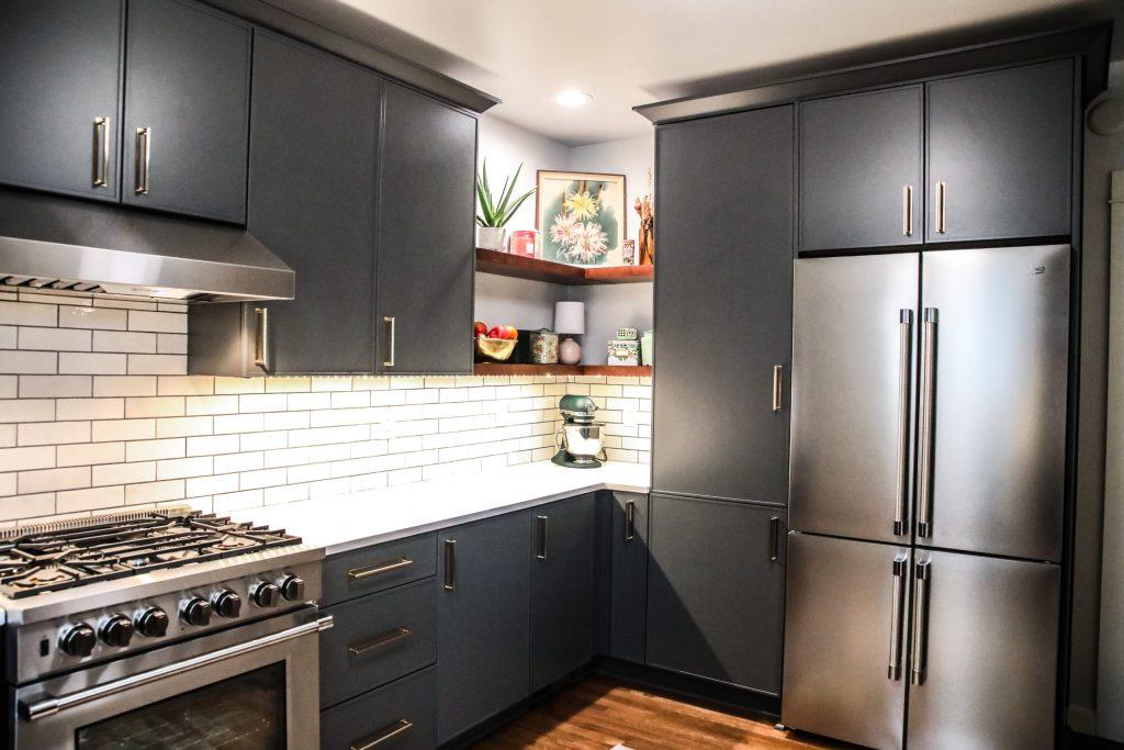 Edit7 scaled - Modern BOHO Kitchen Makeover Tacoma    Coggins Residence