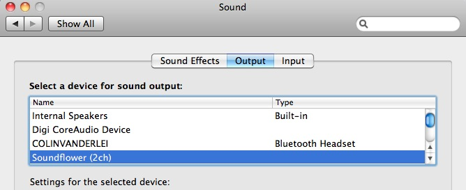 How to Record What You Hear ( Built-in Output ) for Mac